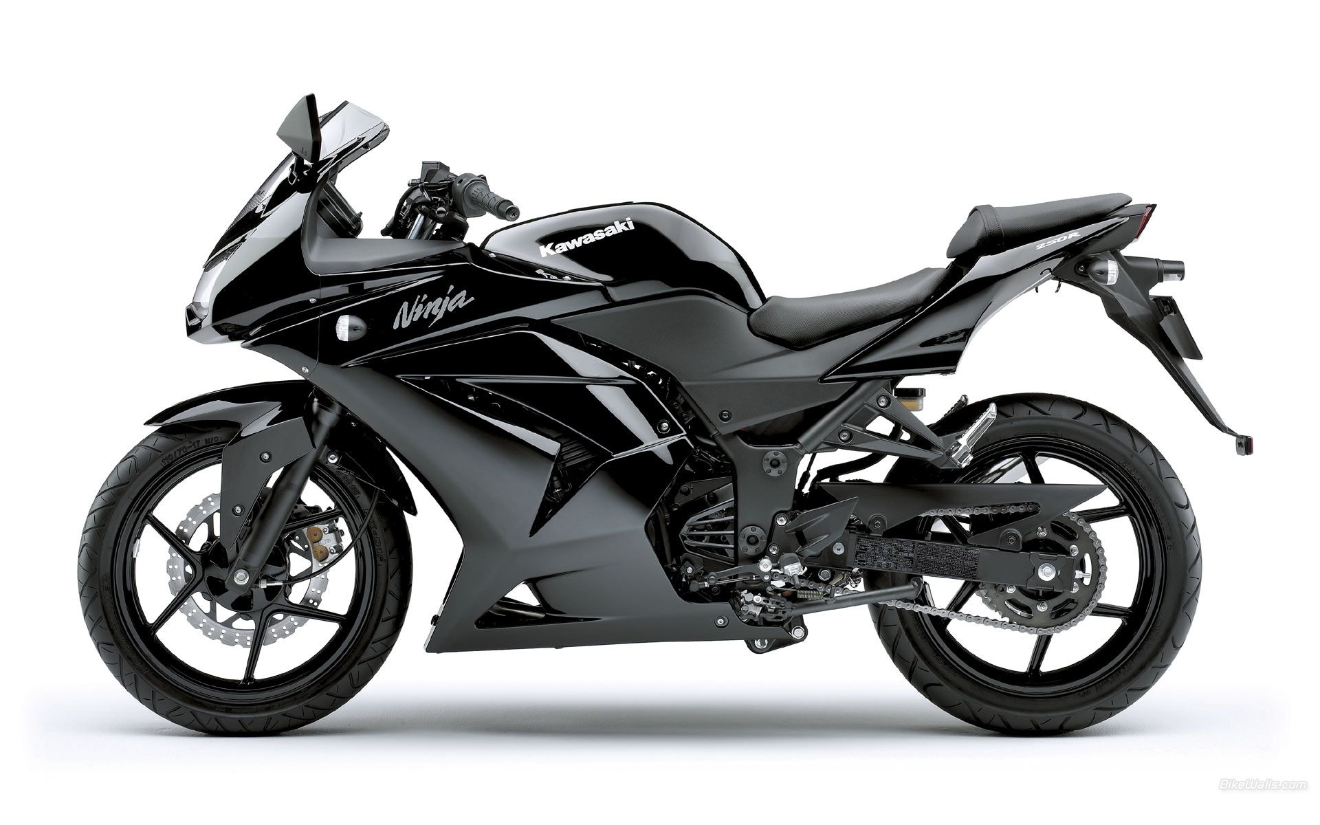 Kawasaki Ninja 250r Kawasaki Ninja Blue Motorcycle Baby Bike