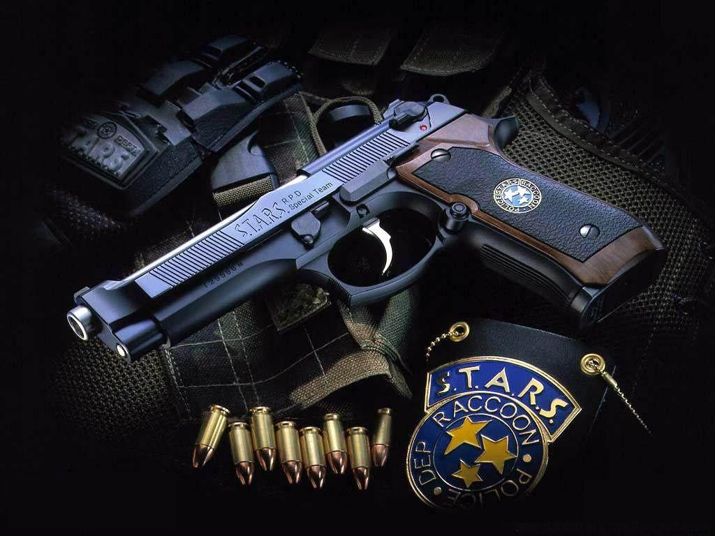 Wallpaper 9mm Pistol Download