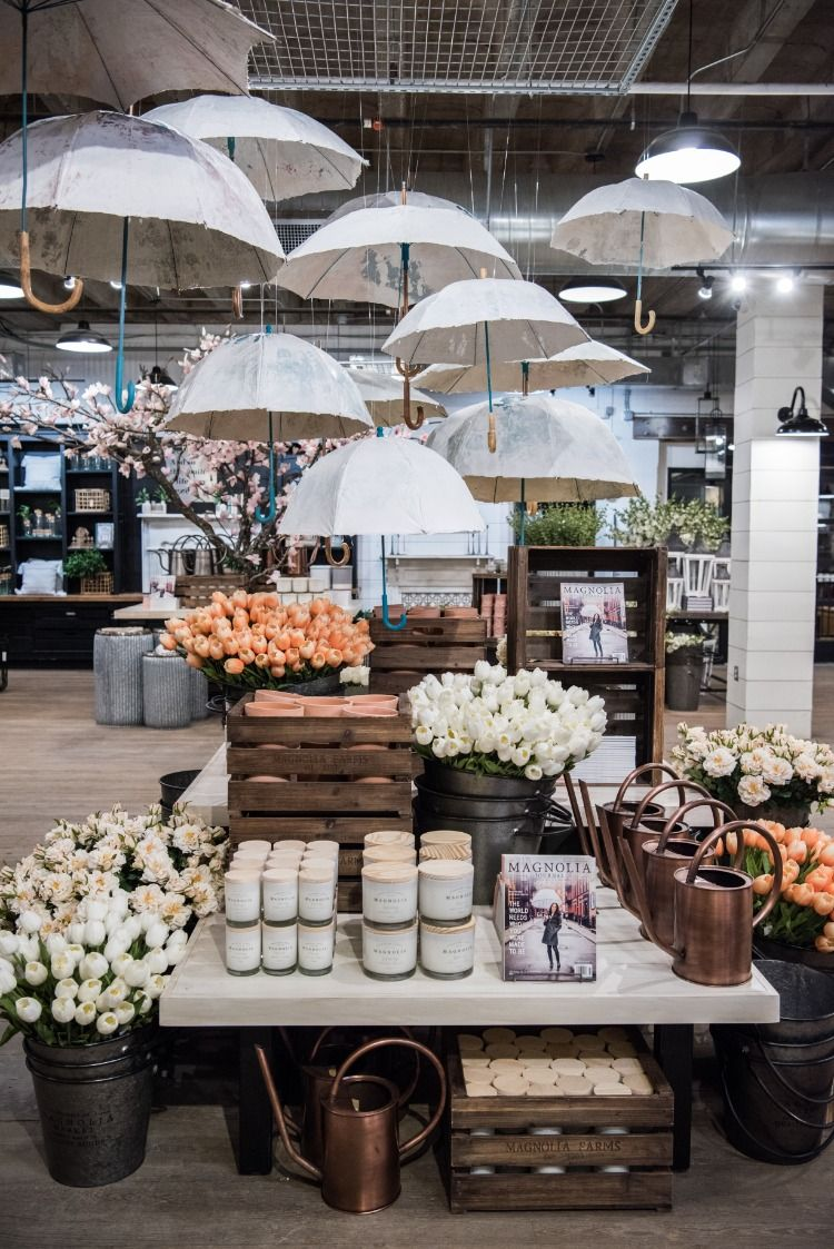 Spring at Magnolia Market