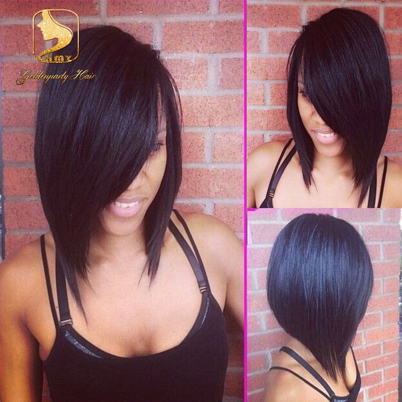 Best Selling Virgin Full Lace Human Hair Wigs Bob Style Glueless Short Bob Brazilian Human Hair Lace Front Wig F Front Lace Wigs Human Hair Hair Wig Hairstyles