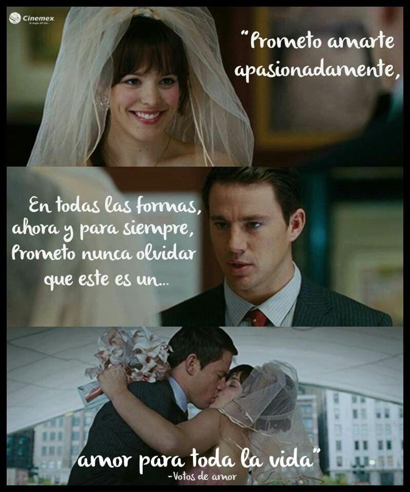 Votos De Amor Fraces Pinterest Love Love Movie And Love Quotes