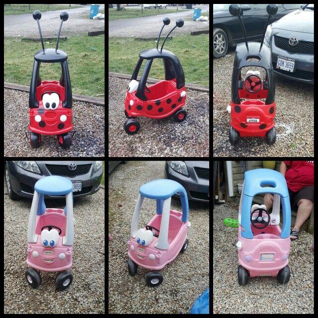 Little tikes bumper cars instructions