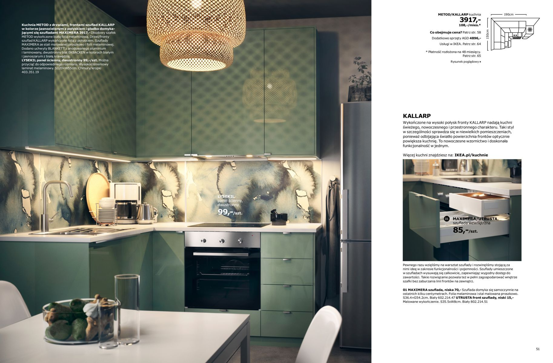 Broszura Kuchnie Ikea 2018 Home Decor Bathroom Mirror Home