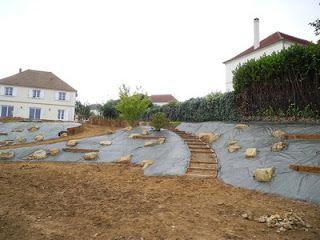 paysagiste val d\'oise, création jardin 95,: TECHNIQUE AMENAGEMENT ...