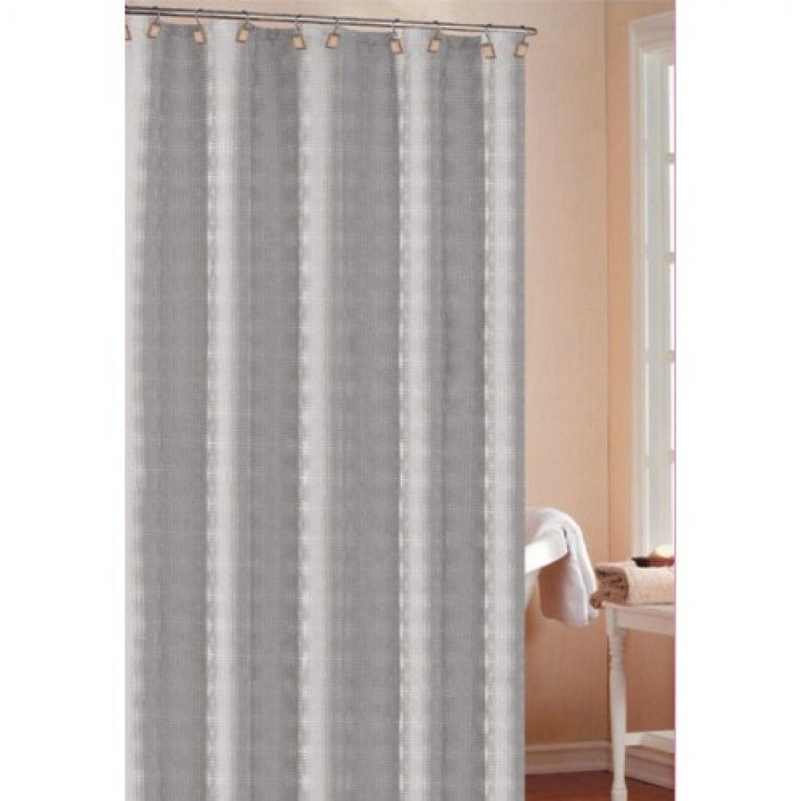 DR International Pardus Shower Curtain Color Champagne