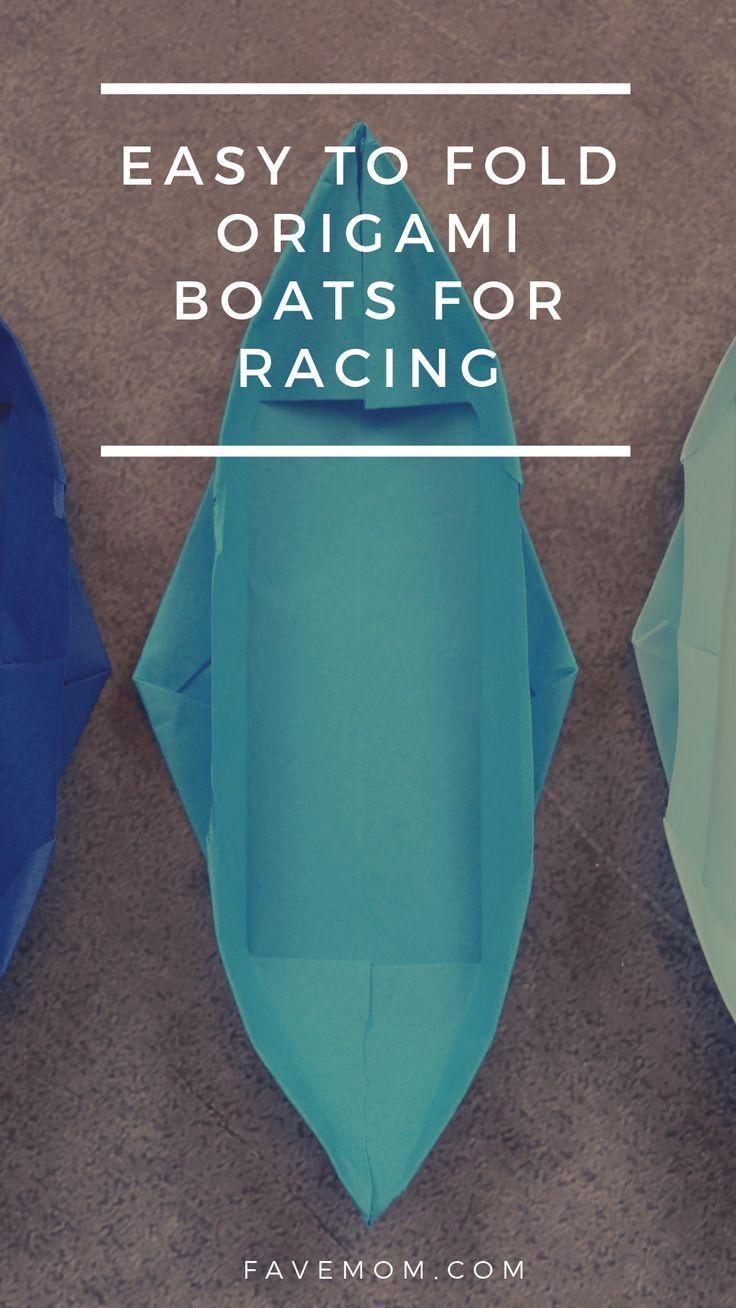 Photo of Falten Sie Ihr eigenes Na'vi River Journey Origami Boot | FÜNF MOM