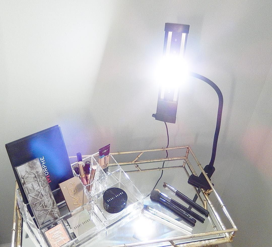 Lux Makeup Light Luxmakeuplight Instagram Photos And Videos Clamp For