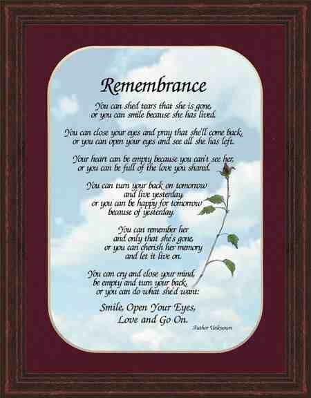 Sincere Bereavement Plaqueemorial Plaques Which Make A Soothing Gift For Anyone Who S Lost Loved One