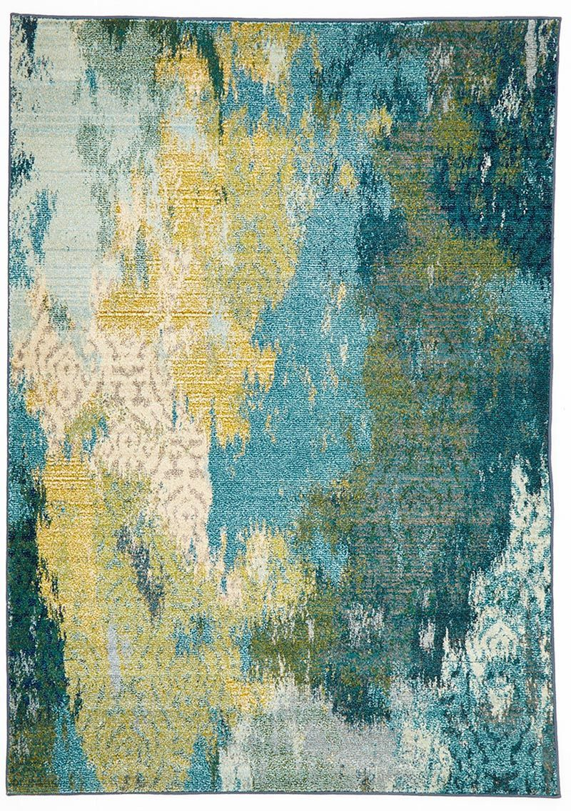 Vivid Rugs Traditional Modern Style Carpet Court