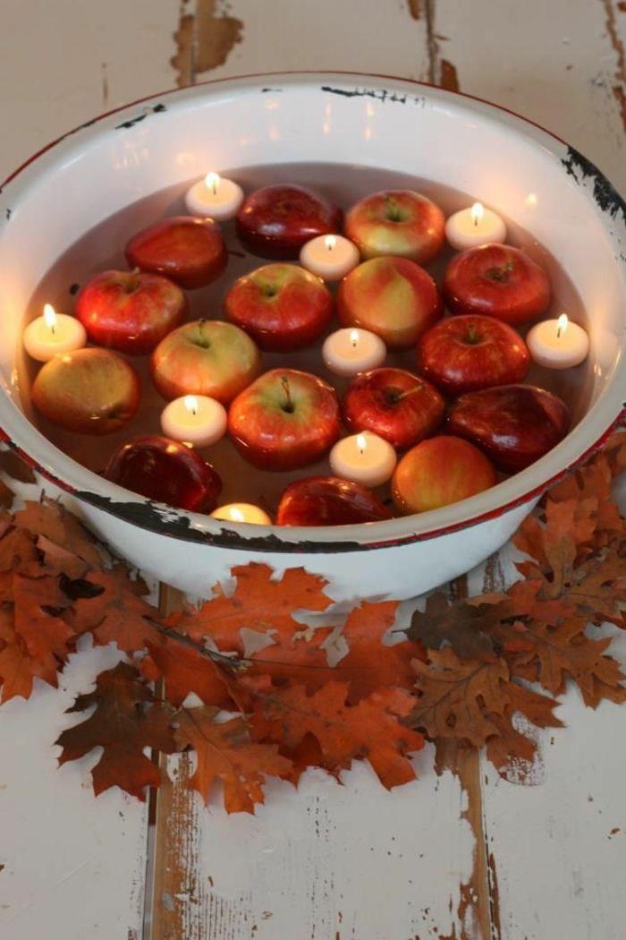 40 tolle Varianten für Tischdeko im Herbst! #dekoherbst