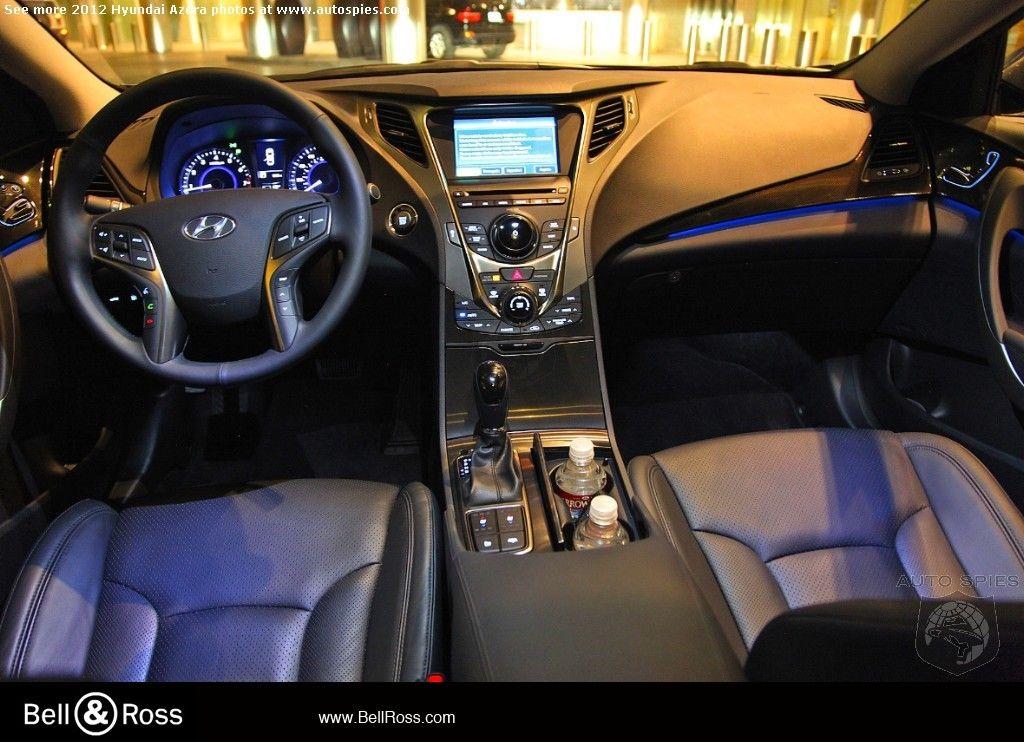Autospies Com Photo Gallery Hyundai Azera Azera New Hyundai