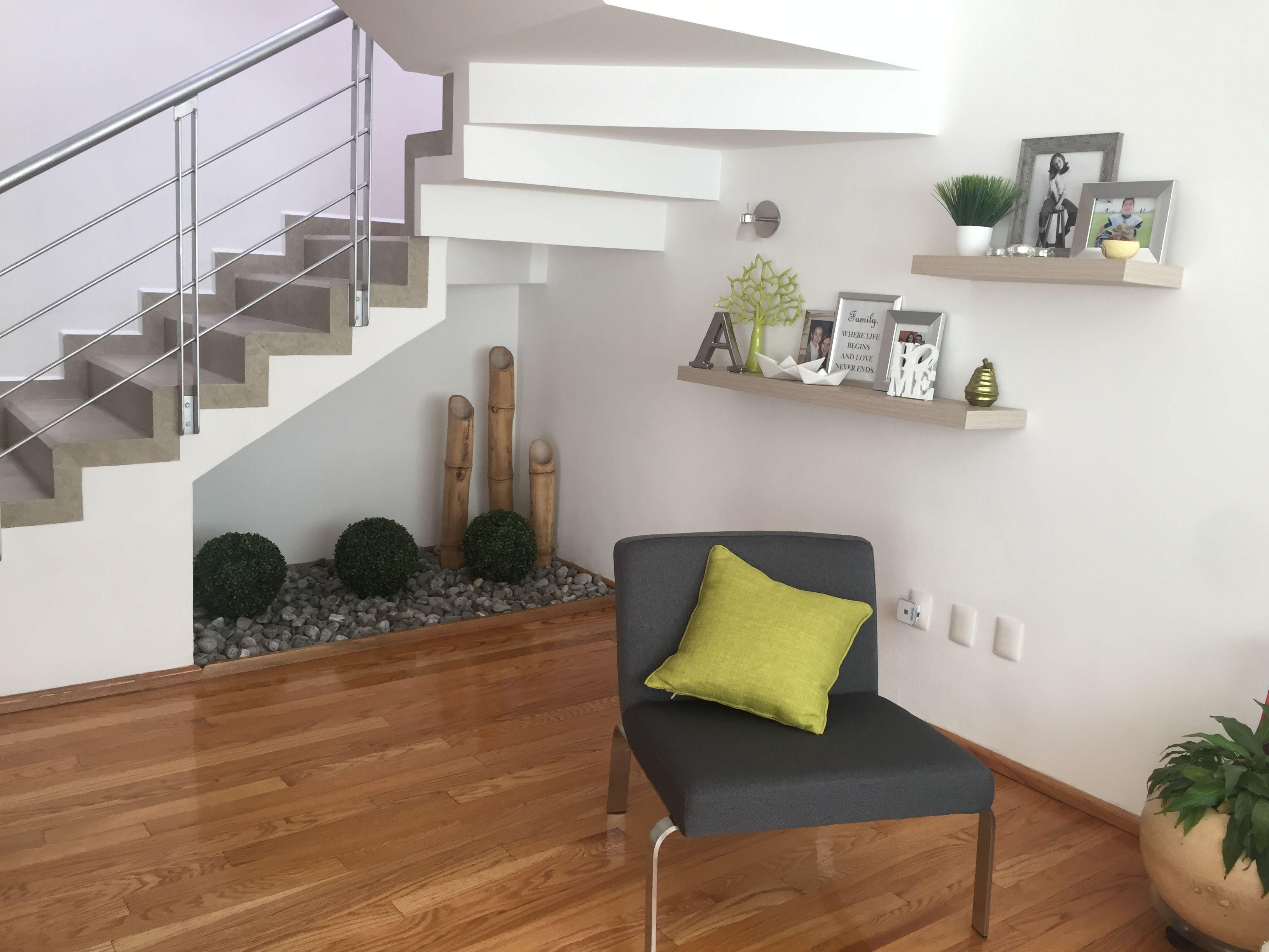 Decoraci N Bajo Escalera Ideas Decoraci N Pinterest Escalera  # Muebles Vazquez Atrezzo