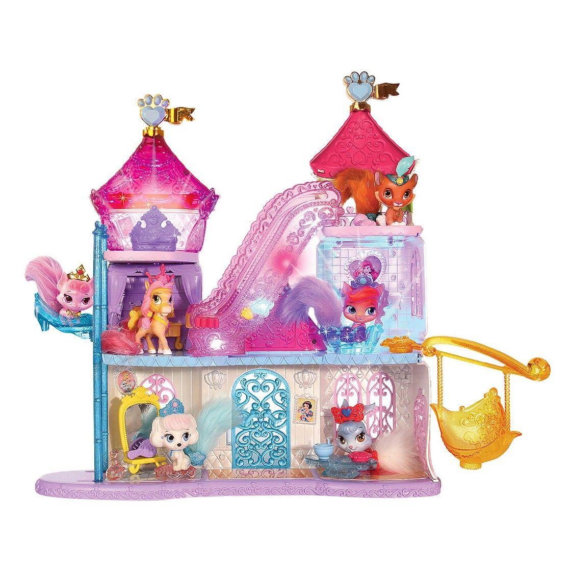 Disney Princess Palace Pets Magical Lights Pawlace Playset Whisker Haven Tails Princess Palace Pets Disney Princess Palace Pets Palace Pets