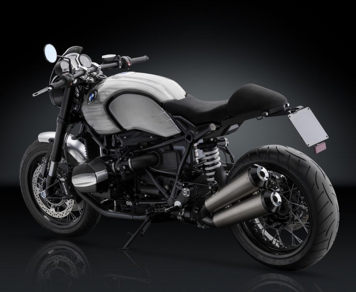 Rizoma accessories for bmw r ninet 1200