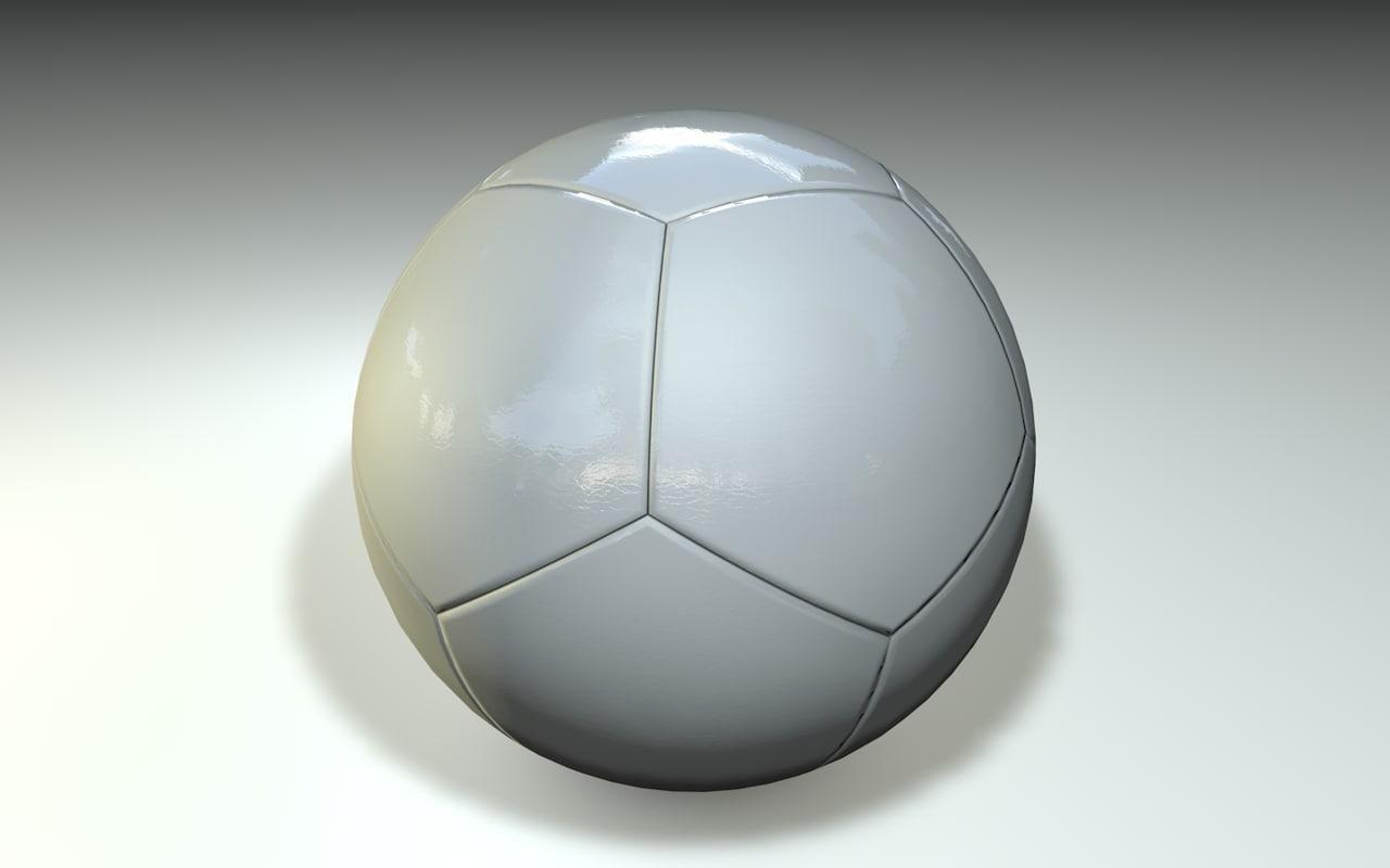 Pentagon Ball 3d Model Ad Pentagon Ball Model