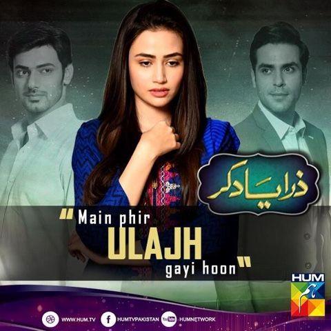 Zara Yaad Kar Pakistani Dramas Drama Zara