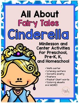 all about fairy tales cinderella for preschool prek k. Black Bedroom Furniture Sets. Home Design Ideas