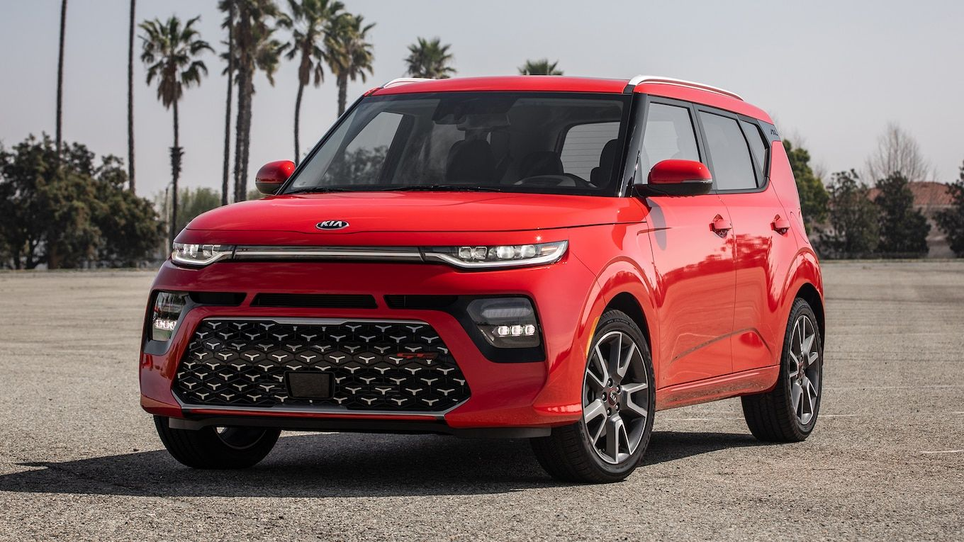 2020 Kia Soul Gt Line Turbo First Test Fashionable And Practical News Cars Carnews Kia Soul Kia Kia Forte