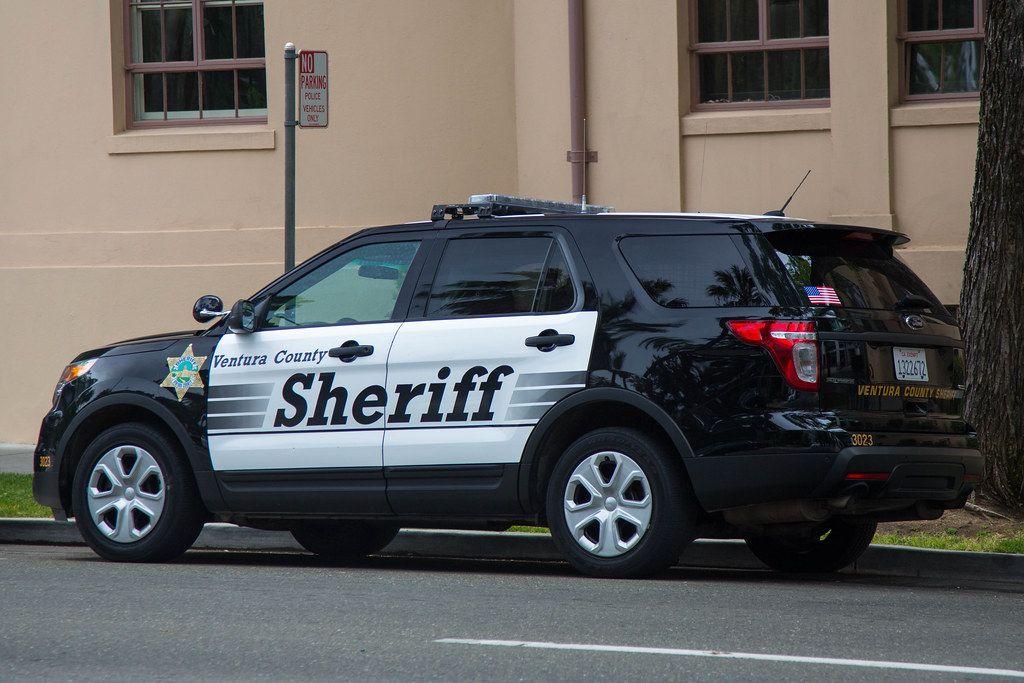 Ventura County Sheriff 2013 Ford Explorer 2013 Ford Explorer Ventura County California Highway Patrol