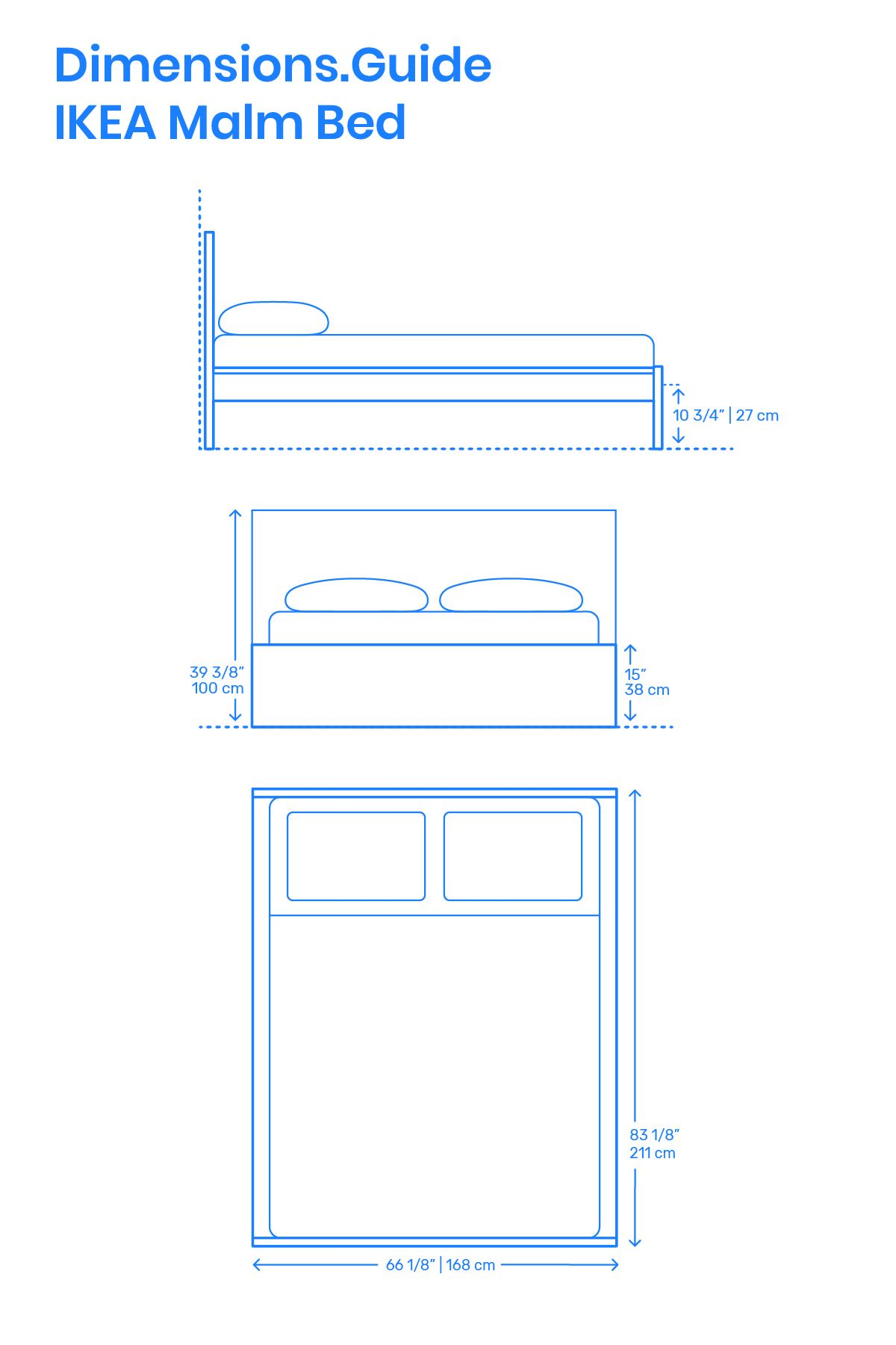 Ikea Malm Bed Malm Bed Frame Bed Frame Design Bed Dimensions