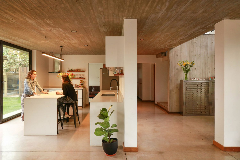 Gallery Of Puerto De Palos House Jfs Arquitecto 1 House Design De Casa Moderno Design De Casa
