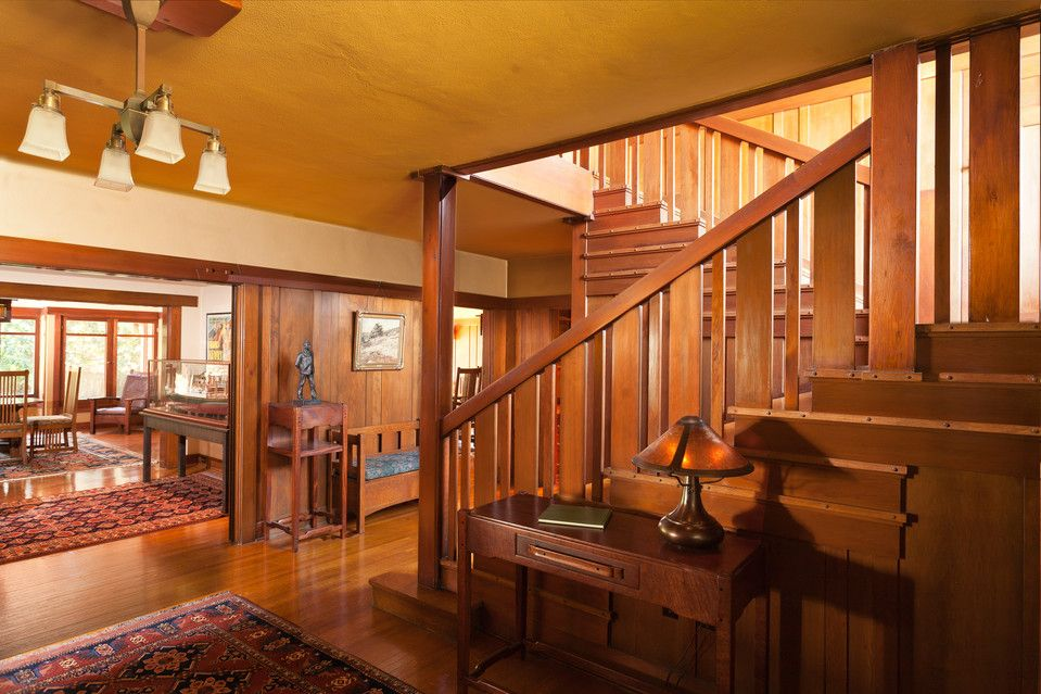 Historic Craftsman In Pasadena Craftsman Style Interiors