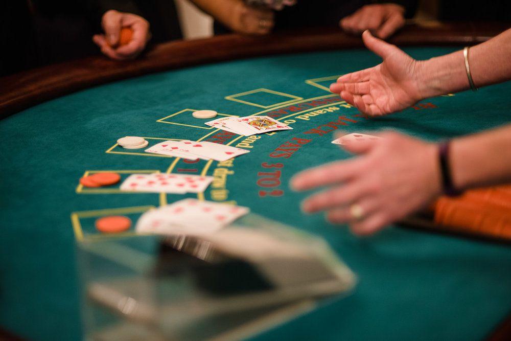 Casino Games At Wedding