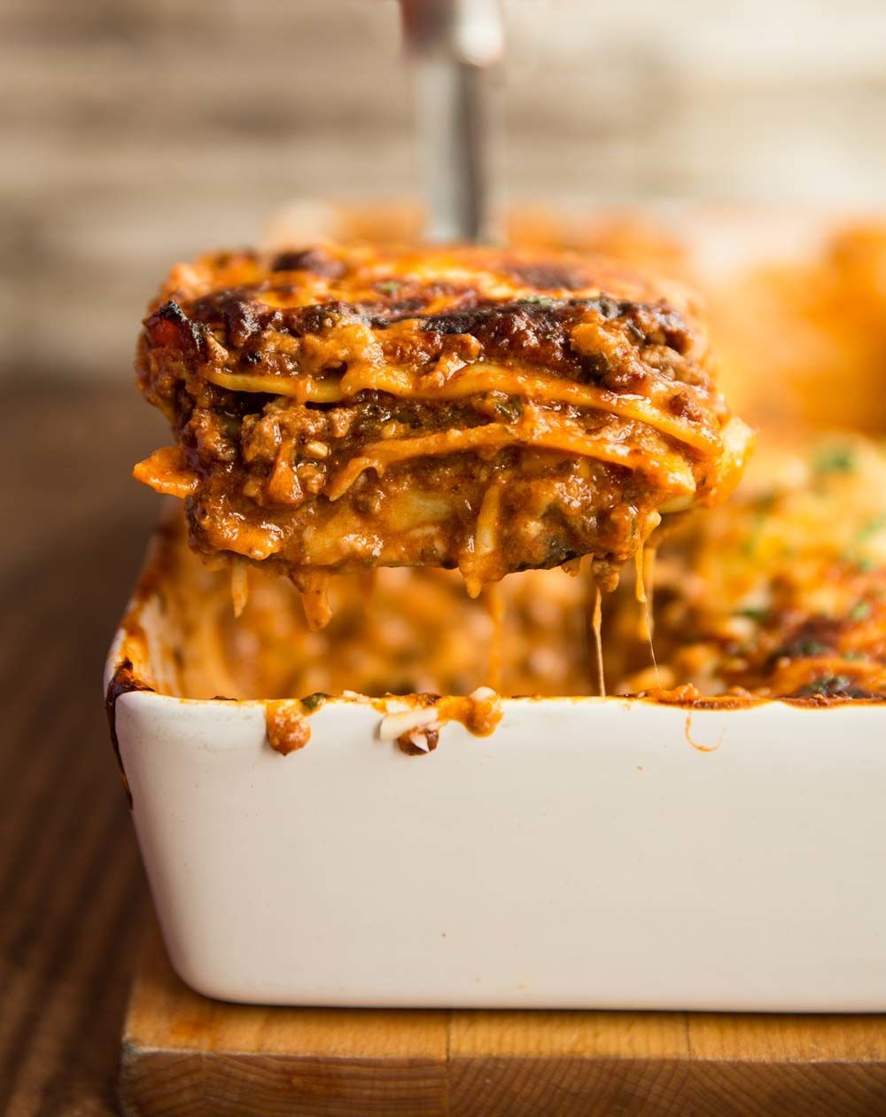 Simply The BEST Homemade Lasagne Recipe | Don't Go Bacon My Heart