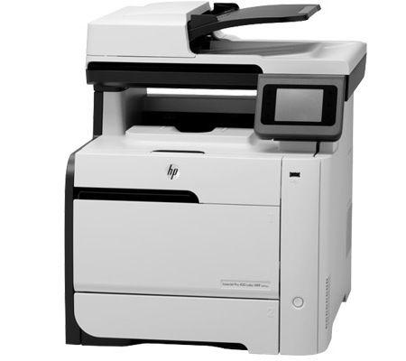 Hp Laserjet Pro Color Mfp 400 M475dn Printer P S C F The Laserjet Pro 400 Color Mfp M475dn Stand Out Is Its User Friendl Printer Price Printer Laser Printer