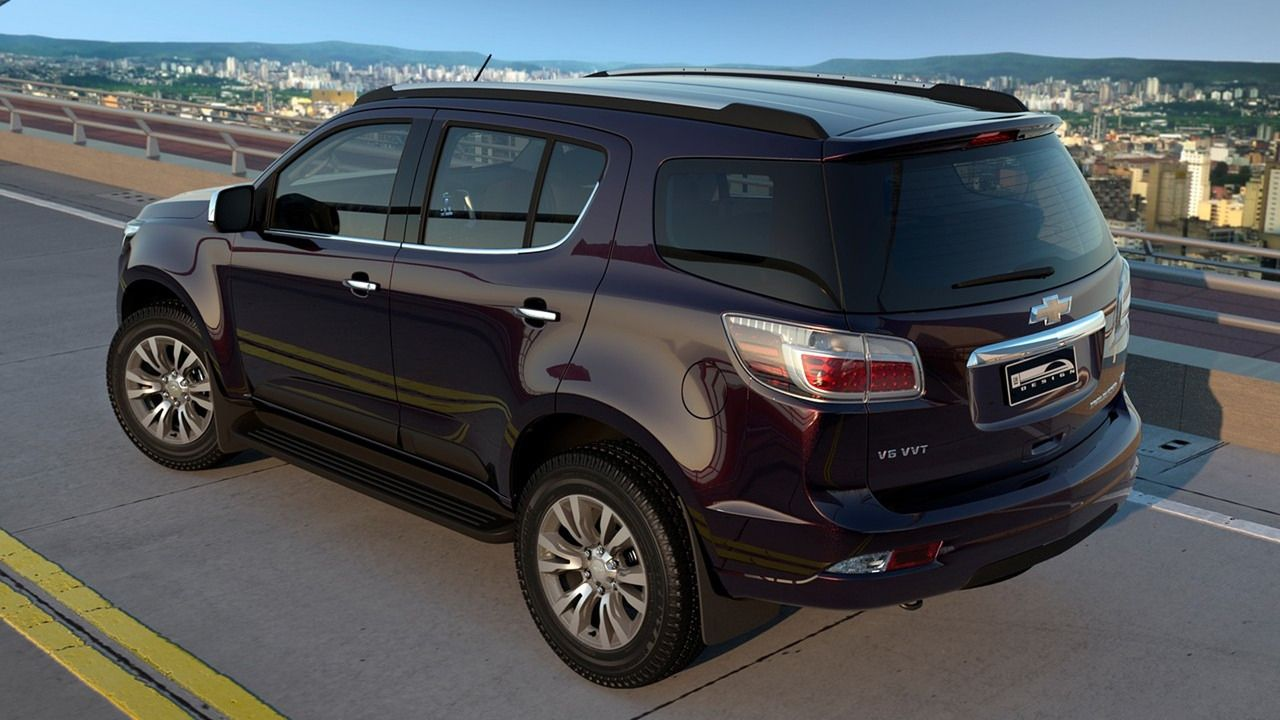 Holden Trailblazer To Replace Colorado 7 In Australia Carros