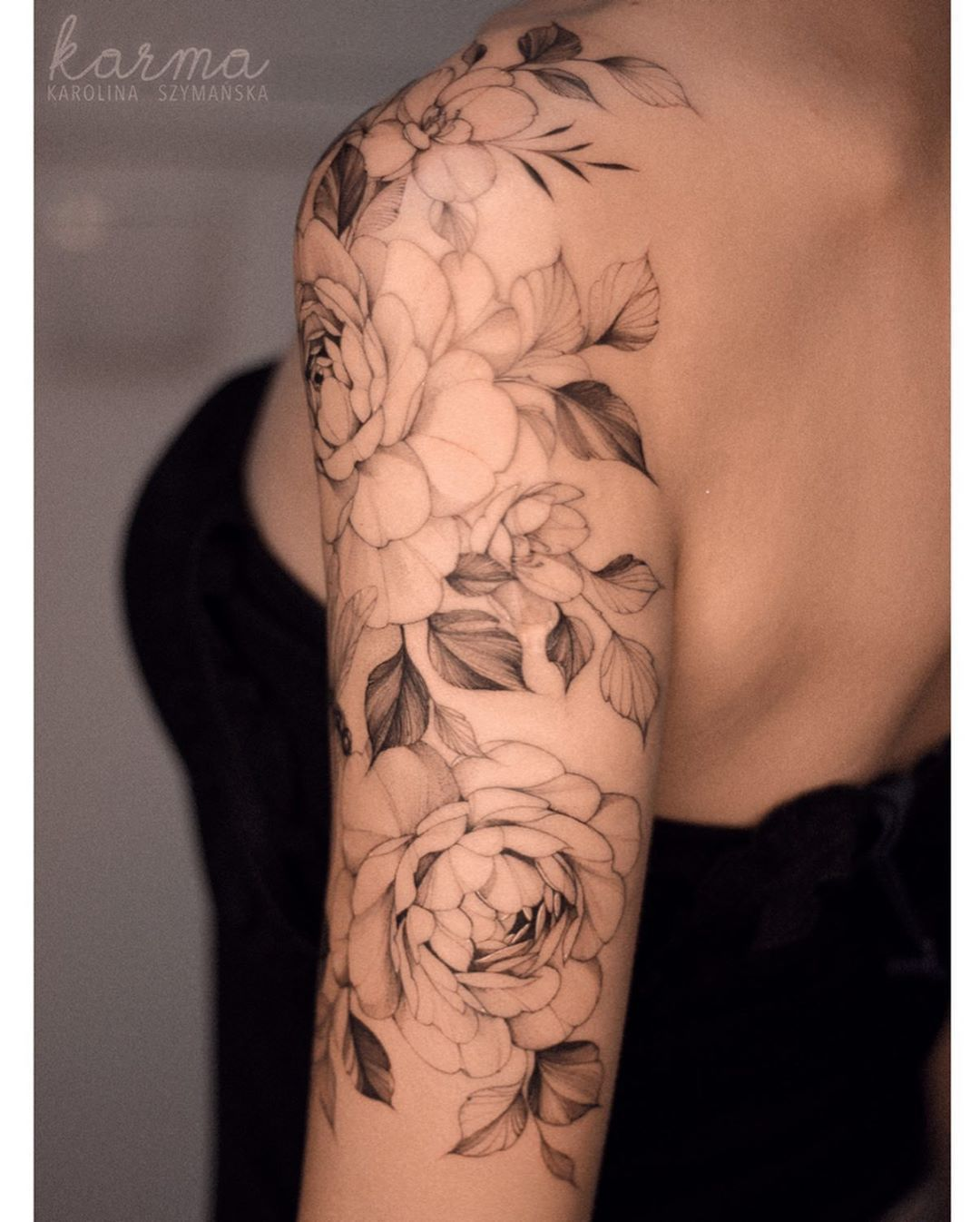 Photo of #flowertattoo – #flowertattoo – #diybag #diyroupascustomizao #flowertattoo
