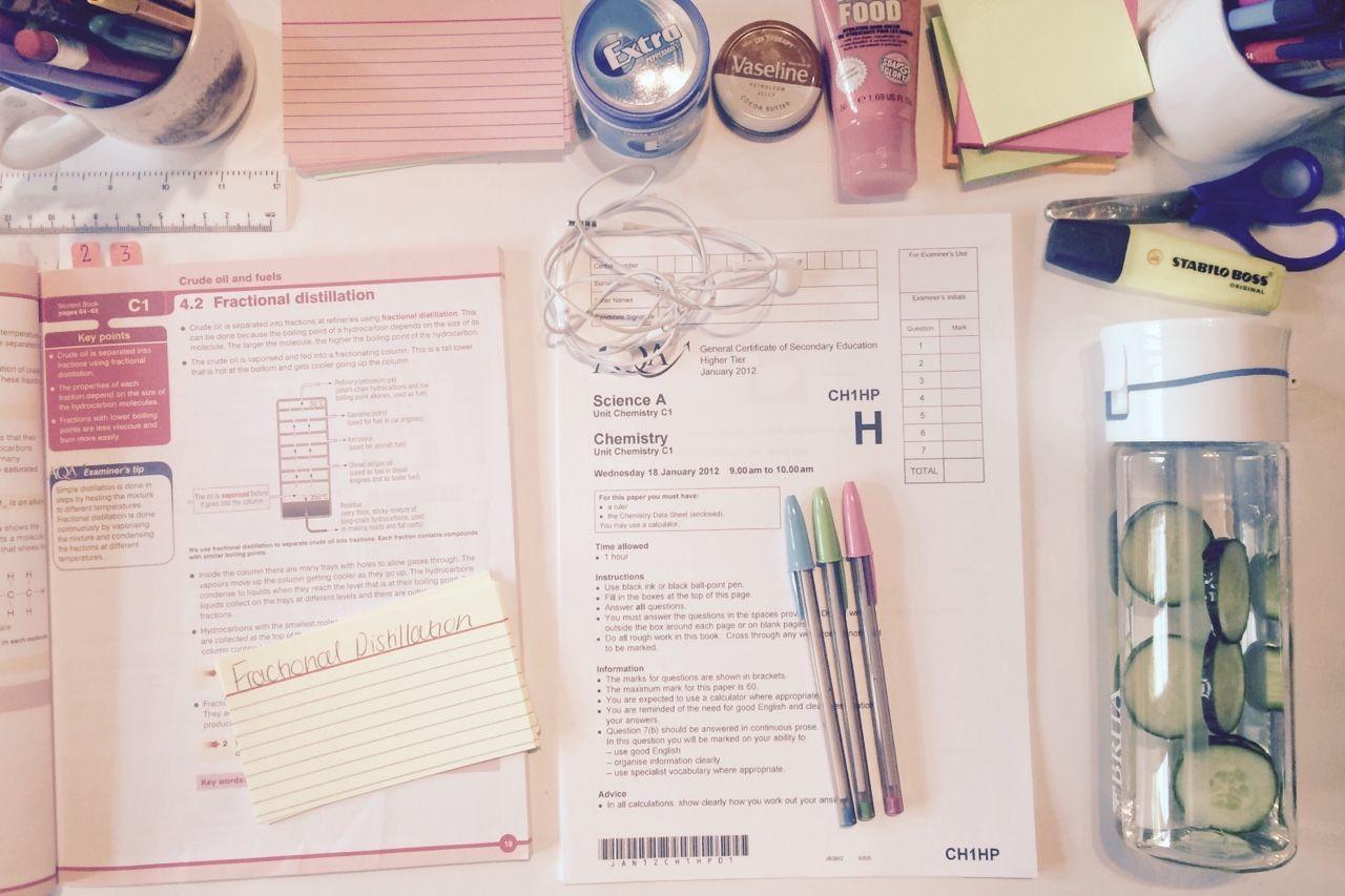 I Really Need to Study