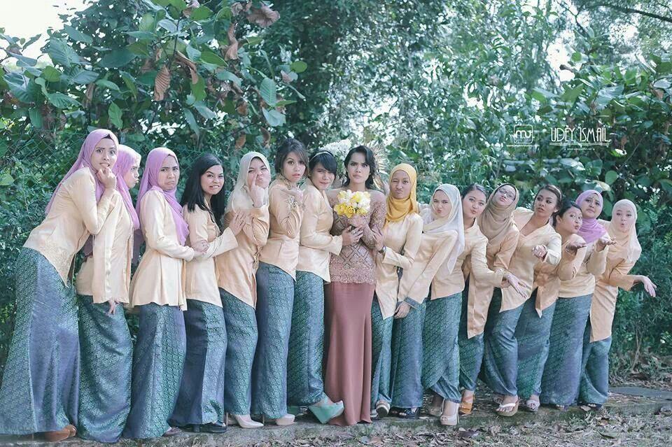 Malay Wedding Wedding checklist, Wedding mint green