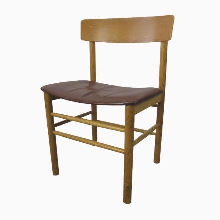 Shaker Stuhl vintage j39 shaker stuhl borge mogensen für fredericia jetzt