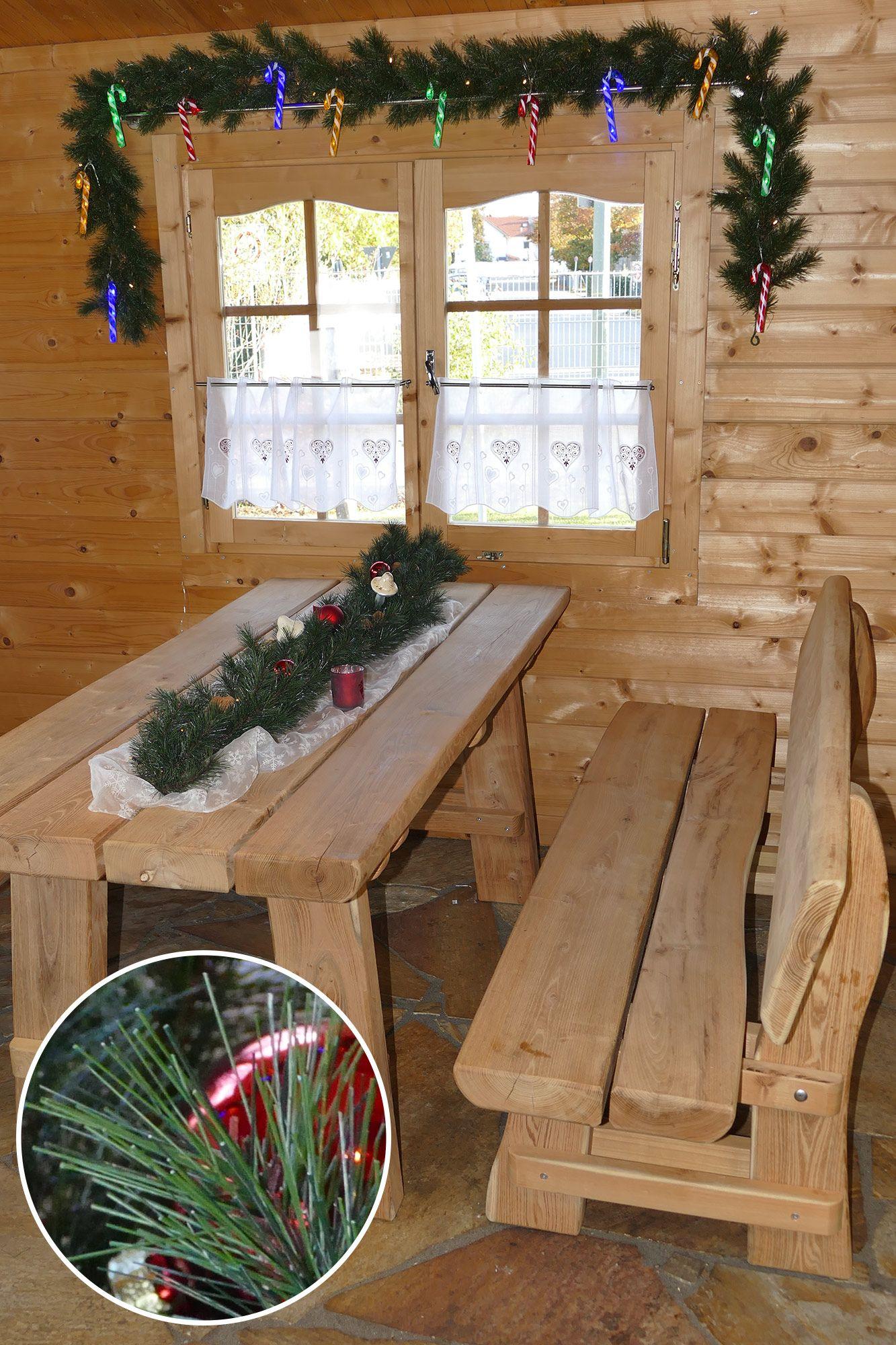 Weihnachtsdeko Led Fenster.Girlande Für Weihnachtsdeko Tisch Fenster Girlande Mit