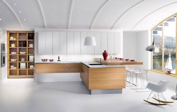 Küche Moderne Innenarchitektur   Exklusive Design Ideen