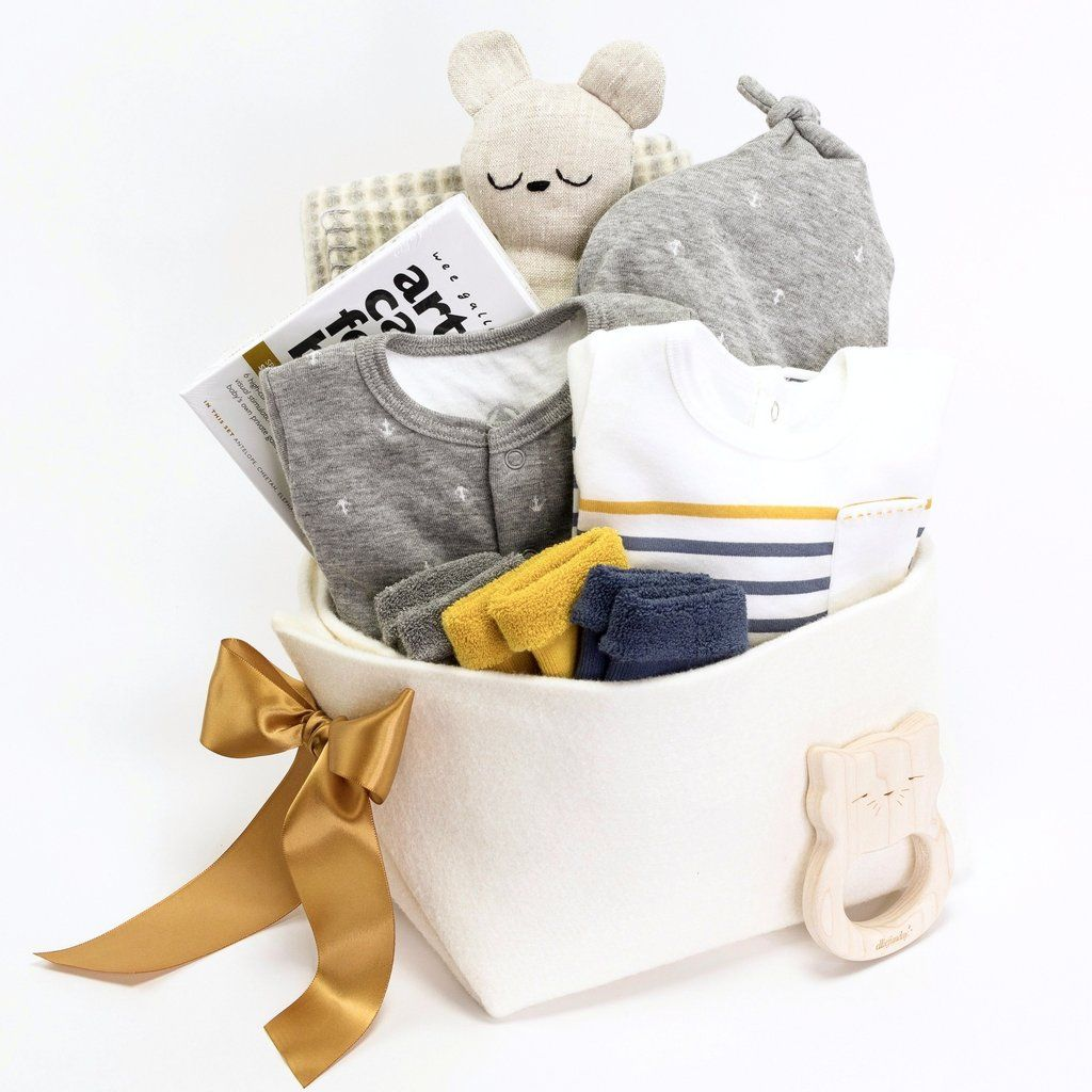 b1304981adfa Fendi Eyes Print Baby Gift Set – Bonjour Baby Baskets - Luxury Baby Gifts