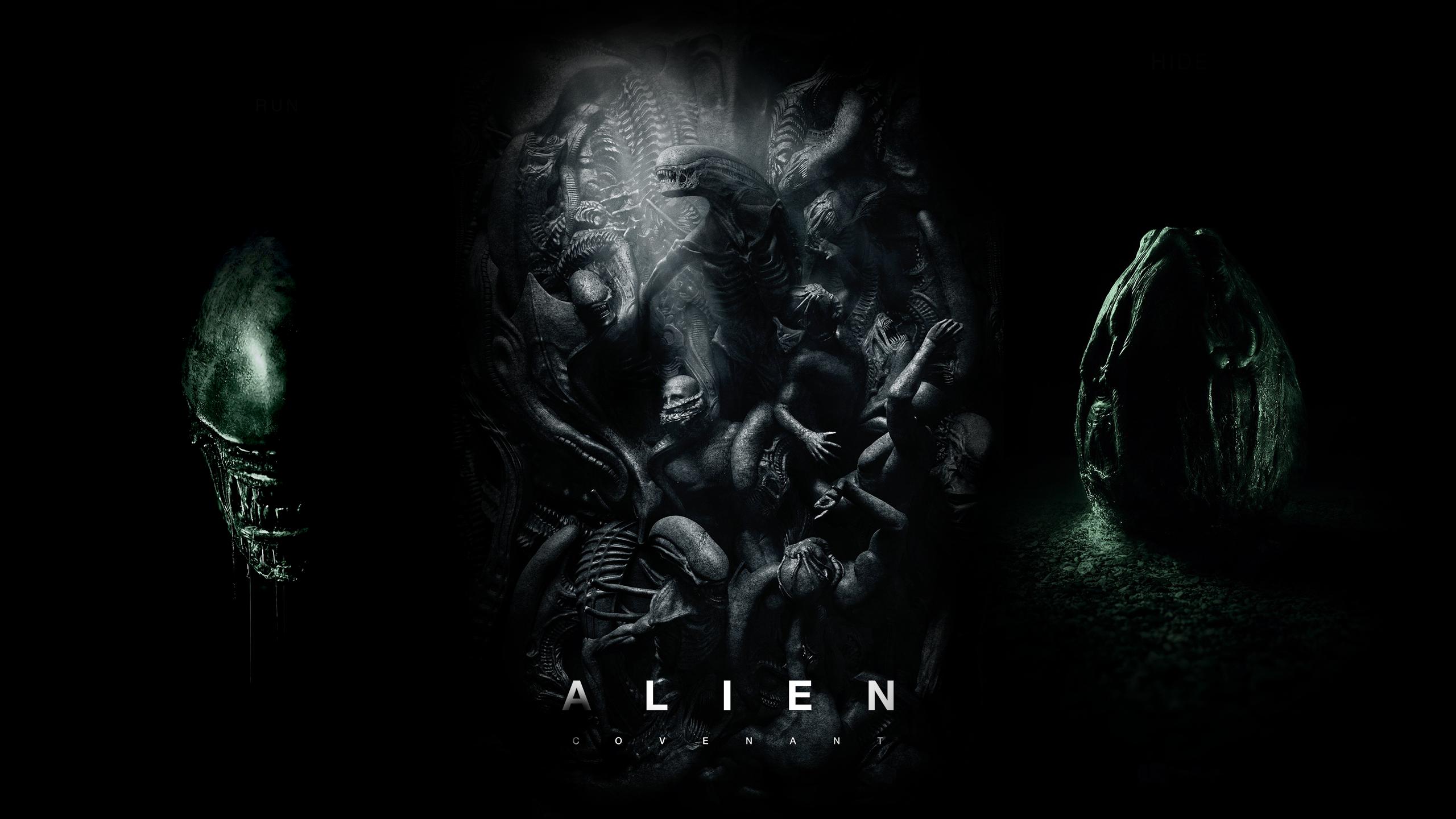 [2560x1440] Alien Covenant WALLPAPERS Pinterest