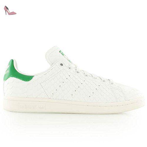adidas Originals Basket, Color Blanc, Marca, Modelo Basket Stan Smith Blanc