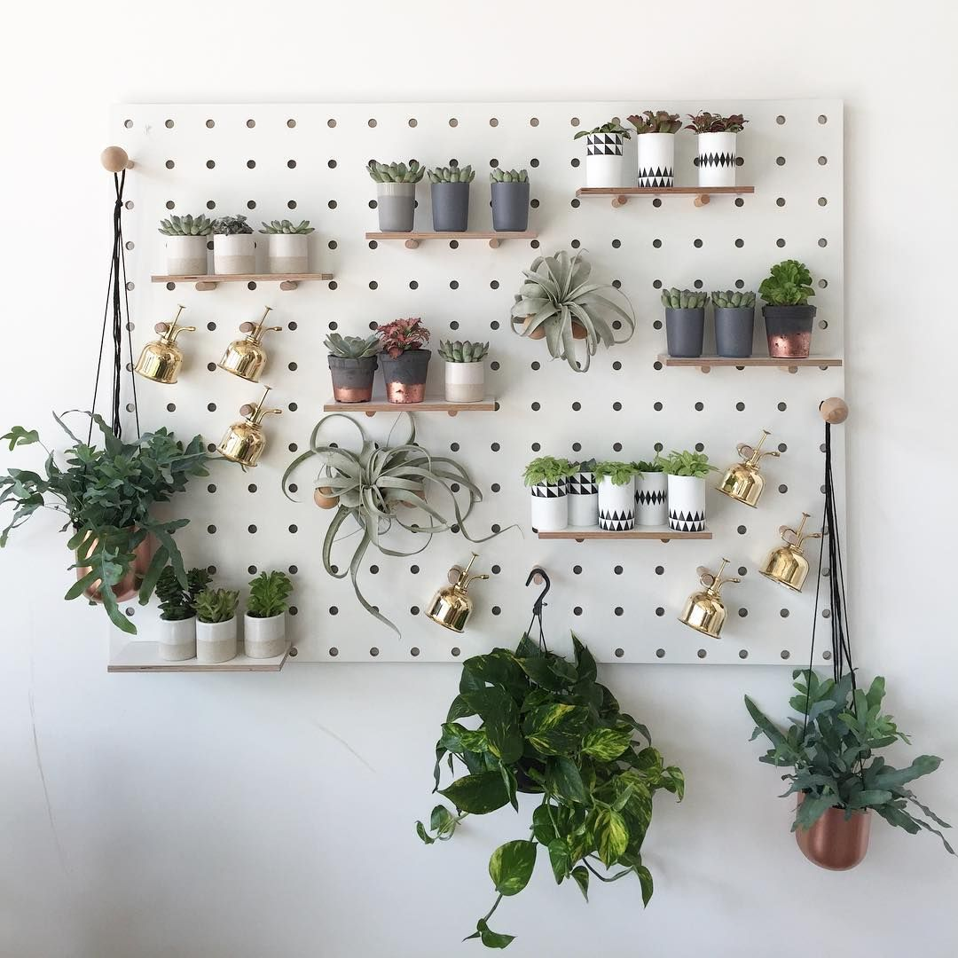 25 Pegboard Ideas to Organize Every Room in the House | Geo ...
