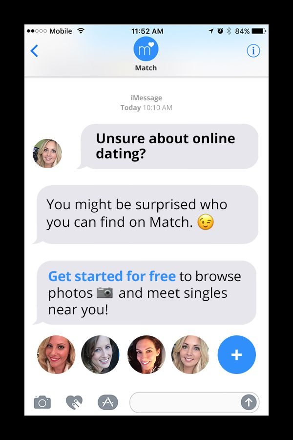 View local singles without signing up