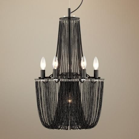 This could be really rad if you replaced the bulbs with Edison style.