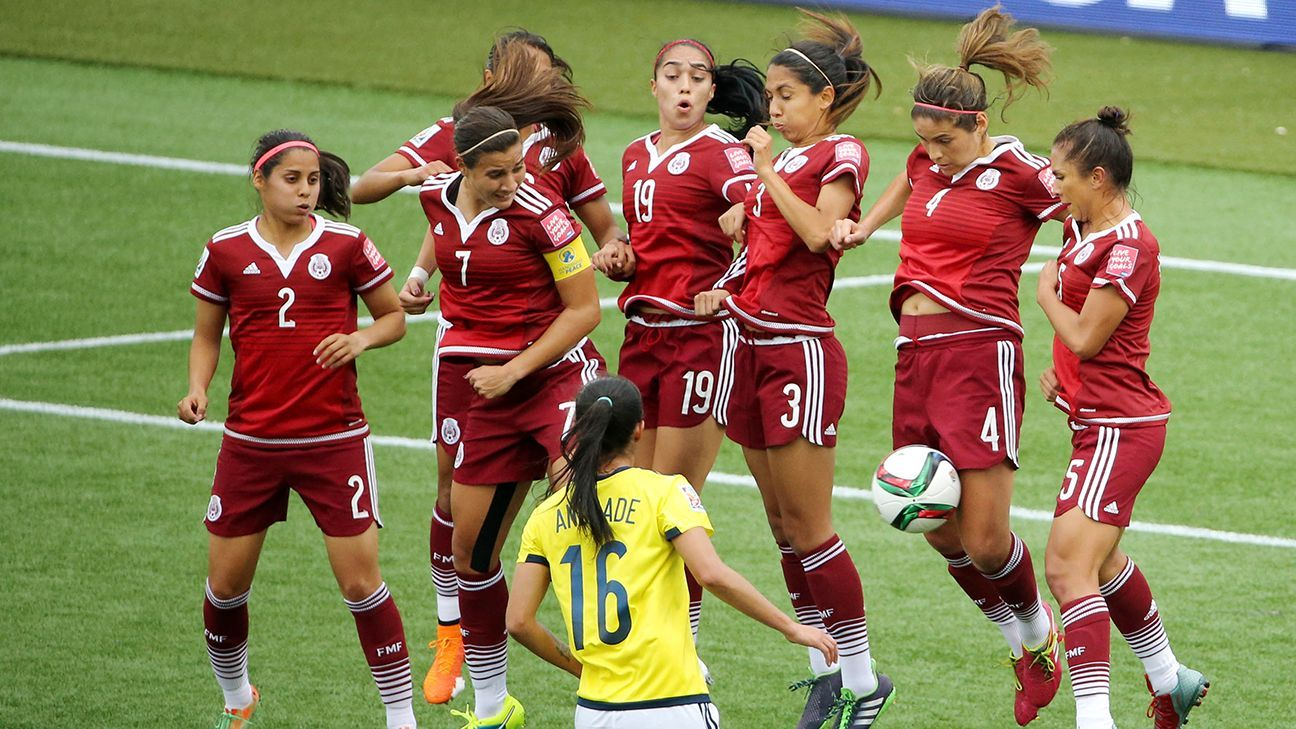 Women S Soccer League Takes Shape In Mexico With Backing Of Liga Mx Espnw Soccer League Womens Soccer Soccer