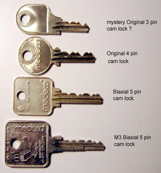 Medeco Key Blanks What Medeco Lock Does This Key Fit