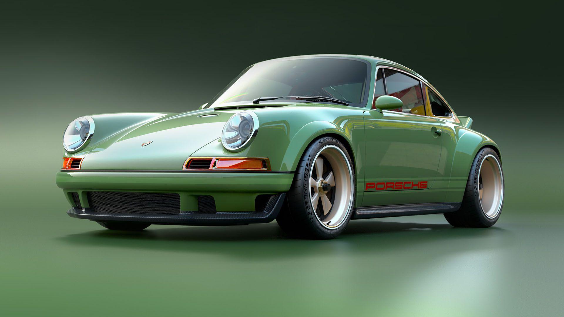 Singer Porsche Porsche 911 Singer Singer Vehicle Design