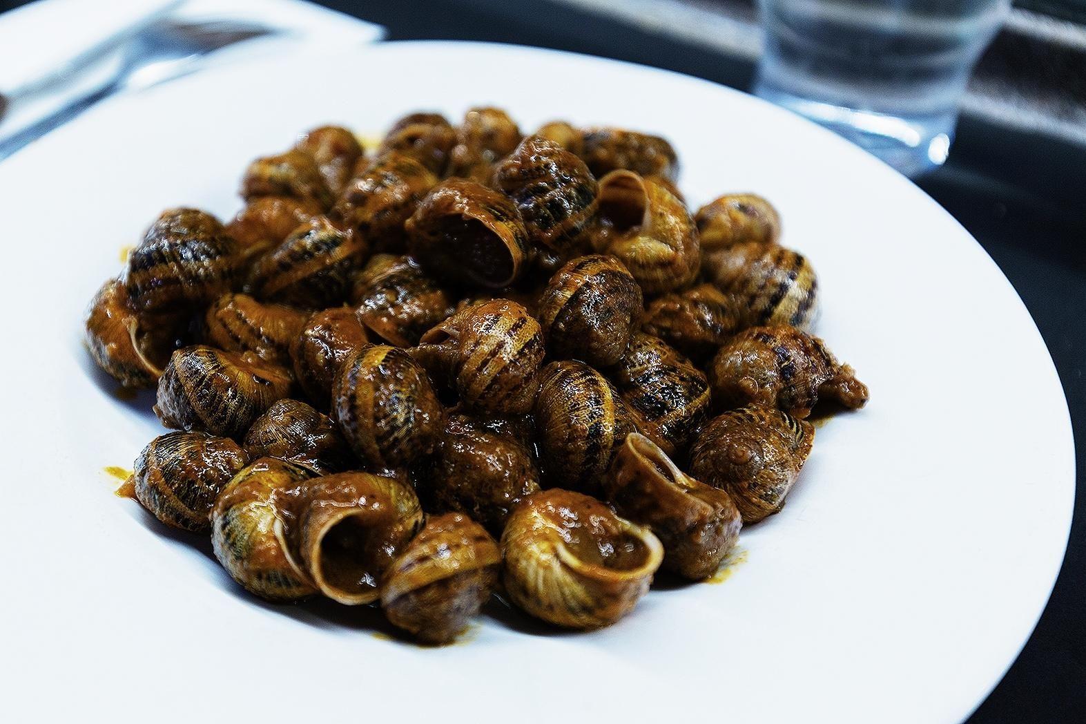 [I ate] Escargot in Barcelona #recipes #food #cooking #delicious #foodie #foodrecipes #cook #recipe #health
