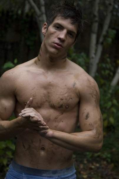 Hunky Decathlete Forrest Gregory 2 Sports Celebrities Hunky