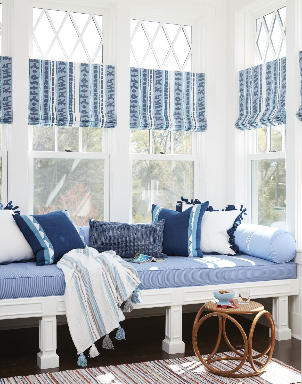 These Window Seat Ideas Will Turn A Tiny Nook Into Your Favorite Spot In The House Living Room Windows Window Seat Design Bedroom Seating #sitting #bench #for #living #room