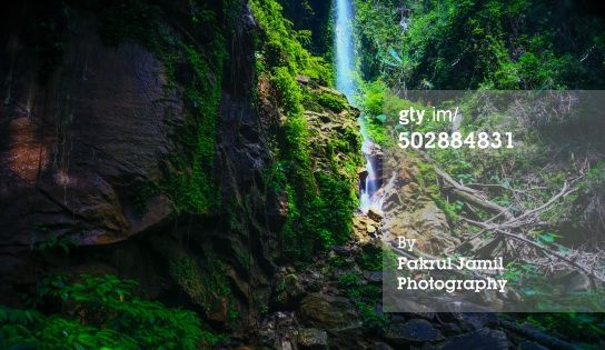 Kooi waterfall located in Royal Belum Rainforest, Gerik, Perak, Malasia. #visitmalaysia2014