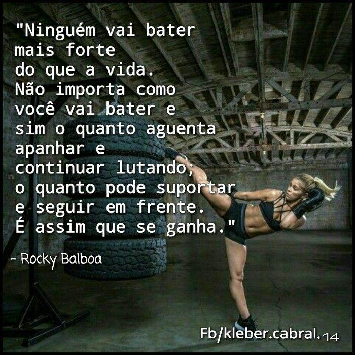 Frases Motivacionais Rocky Balboa Frases E Mensagens Em